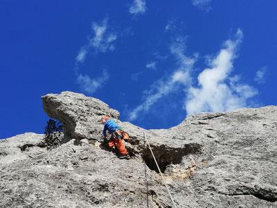 Klettern Wallis