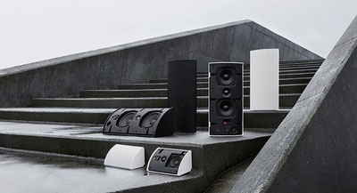 Cornered Audio Lautsprecher für Hotel und Restaurant günstig kaufen mit montage und installation