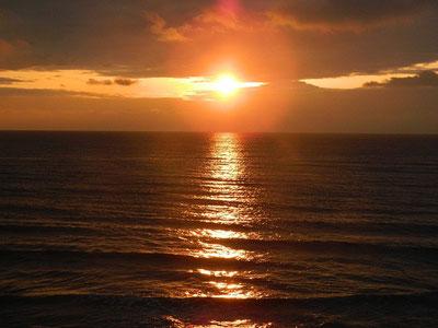 at17:50 sunset!