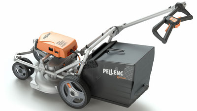Pellenc-Rasenmäher Rasion Smart | Motorgeräte Giebel