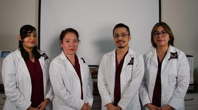 QFB Rocío Morales Zárate | Titular M&G Diagnóstico Veterinario