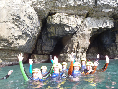 Dorset Coasteering Group