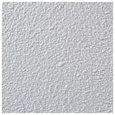 geglättete Oberfläche (Dekor Basis fein/California 100 in weiß)
