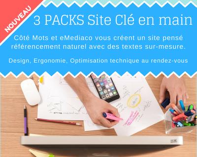 pack redaction des textes de site