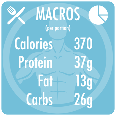 macros, protein, fat, carbs, thai curry