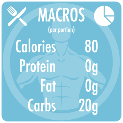 macros, protein, fat, carbs, stewed apples, low calorie, low sugar