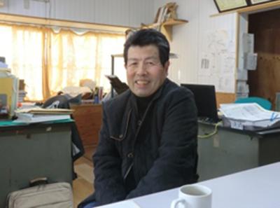 代表理事組合長 佐藤 正男さん