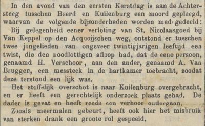 De Maasbode 01-01-1874