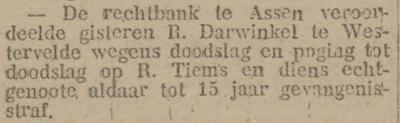 Provinciale Noordbrabantsche en 's Hertogenbossche courant 12-07-1918