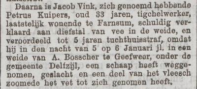 De Tijd : godsdienstig-staatkundig dagblad 29-03-1884