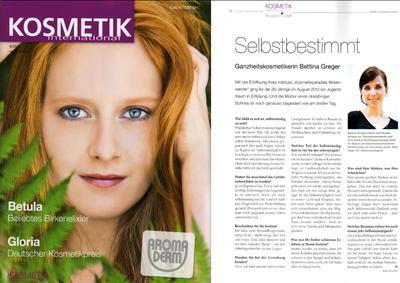 Kosmetik International© 09/2013