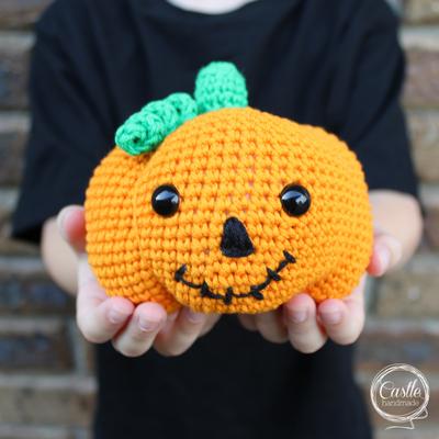 Halloween Pumpkin -FREE PATTERN