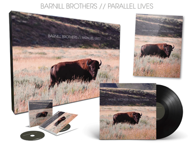 "Barnill Brothers - Parallel Lives:  vidéo  ""The Favorite Bastard"""