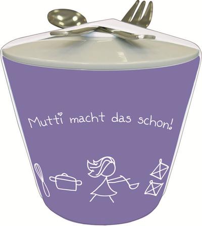 Snack to go Becher von Rannenberg & Friends