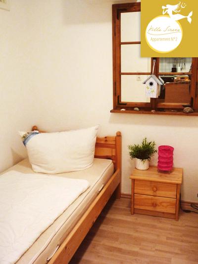 Villa Sirene Binz, Wohnung Nr. 2: Kinderzimmer