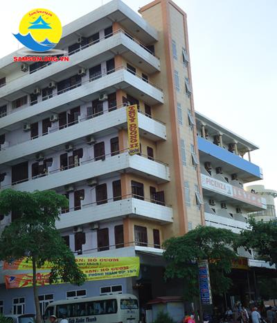 Khách sạn Thùy Dương Sầm Sơn Thanh Hóa
