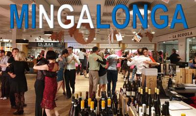 Tango Argentino München, Tango tanzen in München
