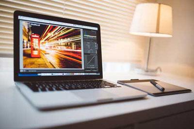étalonnage vidéo réalisation couleurs lumière