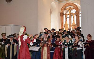 Bild: Geistliche Matinee Schlossfest 2017