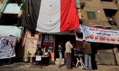 Salafisternes valgkontor i Kairo