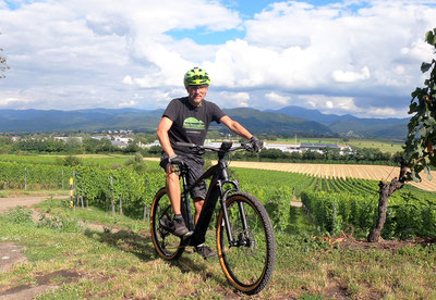 Christof Steier - e-Mountainbike Experte
