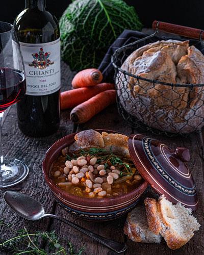 Ribollita - Italian classic
