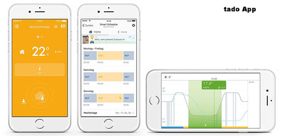 Apple HomeKit, Heizungssteuerung, HomeKit, Smart Thinks, Tado