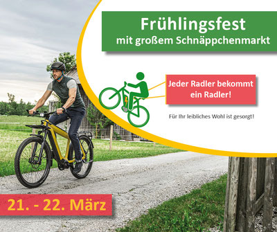 Frühlingsfest in Tuttlingen - Wir starten in die Saison 2020!