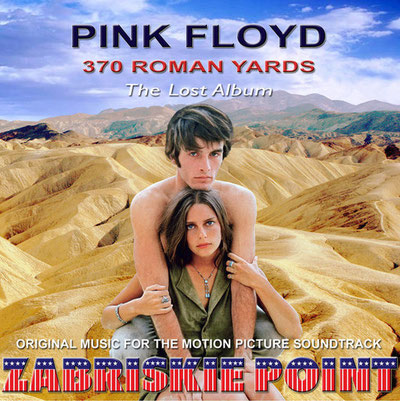 Pink Floyd - 370 Roman Yards (The Lost Album) - MQR 001