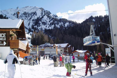 Wat zijn de Top 10 skidorpen in Italië