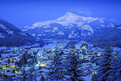 Wintersportvakanties in Oostenrijk naar Kirchberg