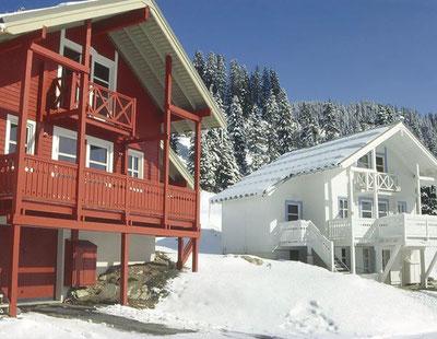 Wintersport in Chalets Hameau de Flaine inclusief skipas