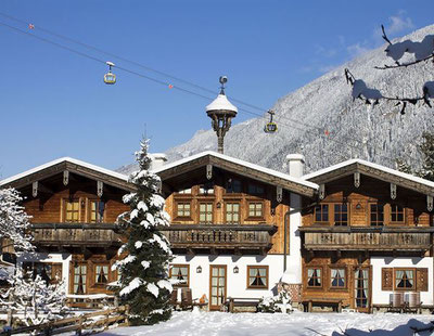 Wintersport in Brugger Dörfl inclusief skipas