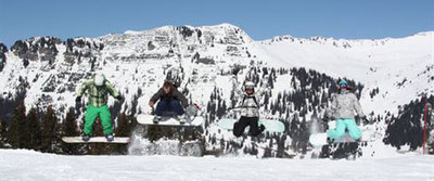 Wat zijn de Top 10 skidorpen in Frankrijk