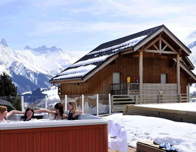 Top 10 wintersportchalets inclusief skipas