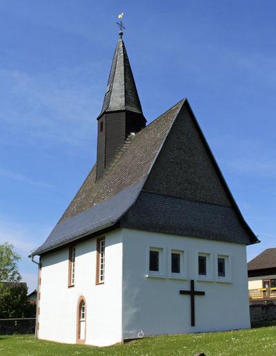 Johanniter-Kirche in Unter-Lais. Foto: Erich Engel