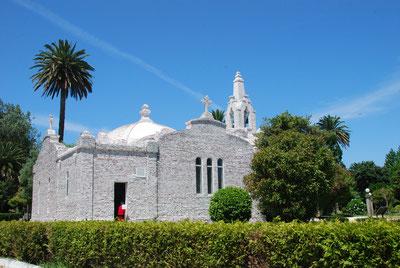 Kirche auf La Toxa