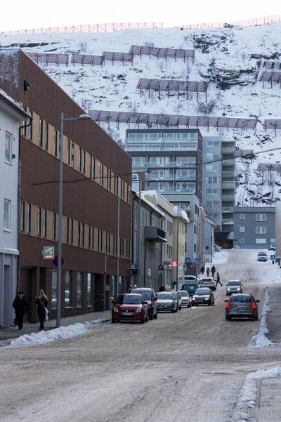 Hammerfest,Eisbärenclub,Norwegen,Hurtigruten,ms,Midnatsol, Postschiff,Winter,November,Tipps