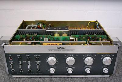 Revox B750 Verstärker