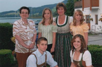 Drei Generationen unserer Familie (2008)