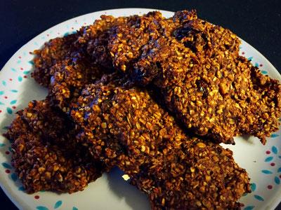 Diese Kekse strotzen nur so vor Energie & Kraft - ideales Sportler-Food