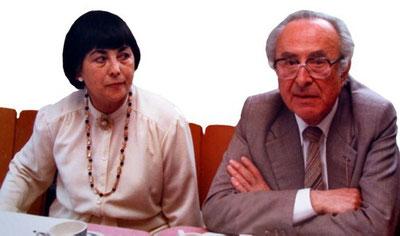 Margrit Schweicher; Curt Schweicher