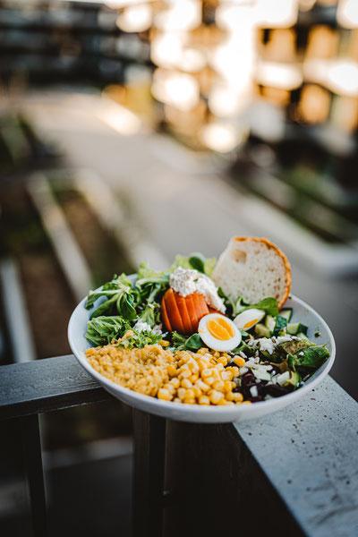 Vegane oder vegetarische Kreation - Urban Food ist ein Foodtrend