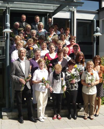 2011: Jubiläum 30 jahre Ökumenische Nachbarschaftshilfe Oberkochen
