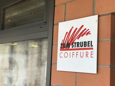 Aus dem Coiffeurgeschäft «zum Strubel» wurde «JAN Coiffeur». Bild: bunts.ch