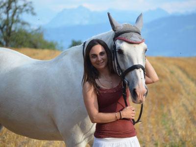 Gründerin und Betreiberin von Horsemag: Chantal Kunz aus Wetzikon. Bild: zvg