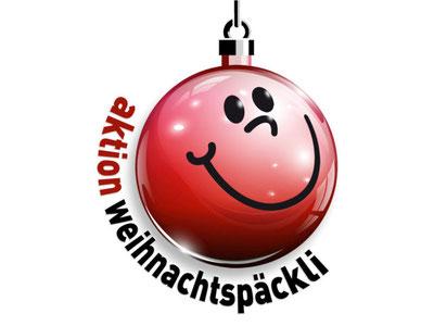 Sammelaktion für Bedürftige in Osteuropa. Bild: weihnachtpaeckli.ch