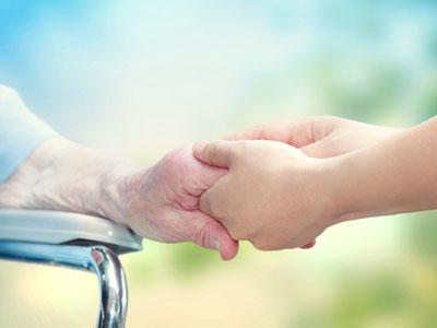 Persönliche Bezugspflege für Jung und Alt. Bild: zvg