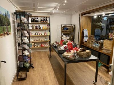 Feines zum Geniessen oder Verschenken: Delikatessen-Shop von Kostbarkeiten in Gossau. Bild: zvg