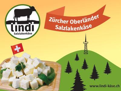 """Der """"Lindi-Käse"""" wird in der Gemeinde Gossau ZH produziert. Bild: zvg"""